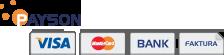 Enkla och trygga betalningar genom Payson